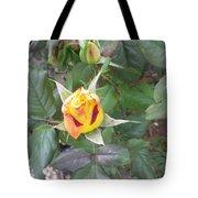 Rosebud #2 Tote Bag
