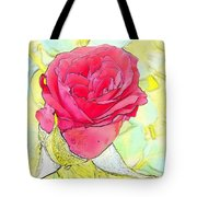 Rosebud Tote Bag
