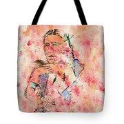 Rosebud Survivor Tote Bag