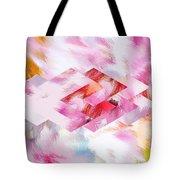 Roselique Dimension Tote Bag