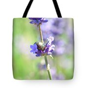Rosemary And Lavender Tote Bag