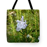Rosemary Bloom Tote Bag