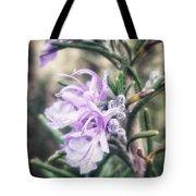 Rosemary Blooming Tote Bag