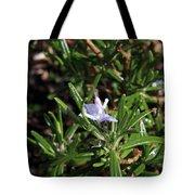 Rosemary Flower Tote Bag