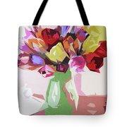 Rosemary's Tulips Tote Bag