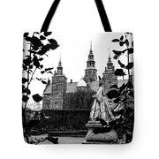Rosenborg's Rose Garden Tote Bag by Alexandra-Emily Kokova