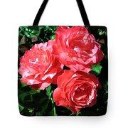 Roses 9 Tote Bag