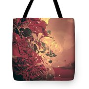 Roses Are Forever Tote Bag