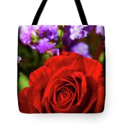Roses Are Red II Tote Bag