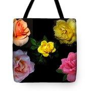 Roses Beautiful Tote Bag
