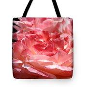 Roses Cinnamon Pink Rose Flowers 3 Rose Garden Art Baslee Troutman Tote Bag