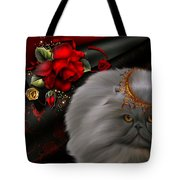 Roses For A Queen # 2 Tote Bag