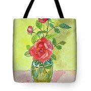 Roses For Dorothy Tote Bag