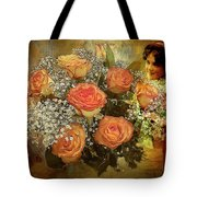 Roses From Judy Tote Bag