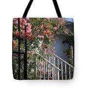 Roses In Winter Tote Bag by Susanne Van Hulst