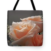 Roses Light Tote Bag