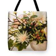 Roses Ll Tote Bag