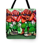 Roses Party Tote Bag