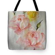 Roses Scent Tote Bag