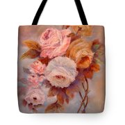 Roses Study Tote Bag