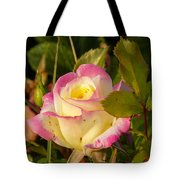 Roses Warm Hearts Tote Bag