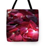 Rose Waves Tote Bag