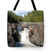 Rosetone Falls Tote Bag