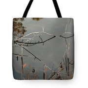 Rosey Bridge Tote Bag