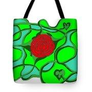 Roseybud Tote Bag