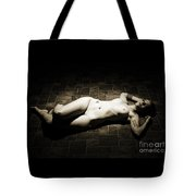 Rosie Nude Fine Art Print In Sensual Sexy 4610.01 Tote Bag