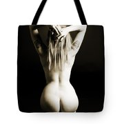 Rosie Nude Fine Art Print In Sensual Sexy 4628.01 Tote Bag