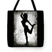 Rosie Nude Fine Art Print In Sensual Sexy 4643.01 Tote Bag