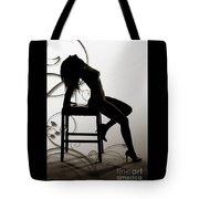 Rosie Nude Fine Art Print In Sensual Sexy 4649.01 Tote Bag