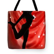 Rosie Nude Fine Art Print In Sensual Sexy Color 4690.02 Tote Bag
