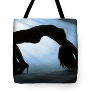 Rosie Nude Fine Art Print In Sensual Sexy Color 4692.02 Tote Bag