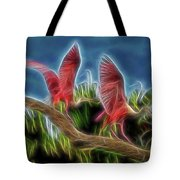 Rosies On Fire Tote Bag