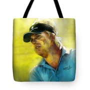 Ross Mcgowan In The Madrid Masters Tote Bag