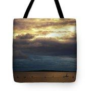 Rosses Point Co Sligo Ireland Tote Bag
