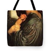 Rossetti Dante Gabriel - Proserpine End Dante Gabriel Rossetti Tote Bag