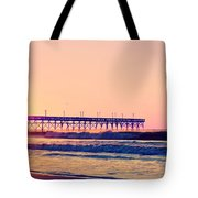 Rosy Glow Tote Bag