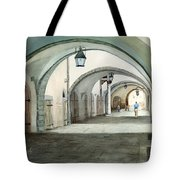 Rothenburg Backstreet Tote Bag