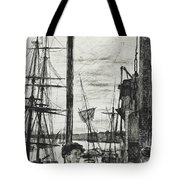 Rotherhithe Tote Bag