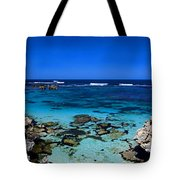 Rottnest Panorama Tote Bag