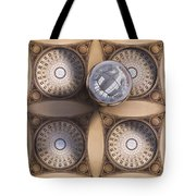 Rotunda 4 Ways Tote Bag
