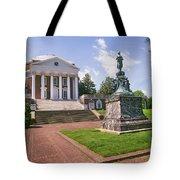 Rotunda, University Of Virginia Tote Bag