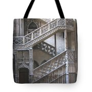 Rouen  France Tote Bag