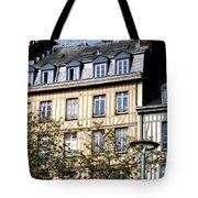 Rouen Half Timbered 22 Tote Bag