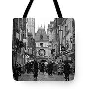 Rouen Street Tote Bag