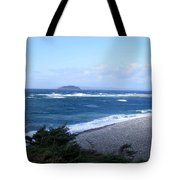 Rough Day On The Point Tote Bag