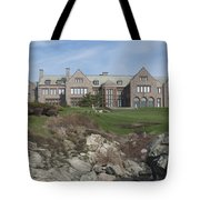 Rough Point Tote Bag